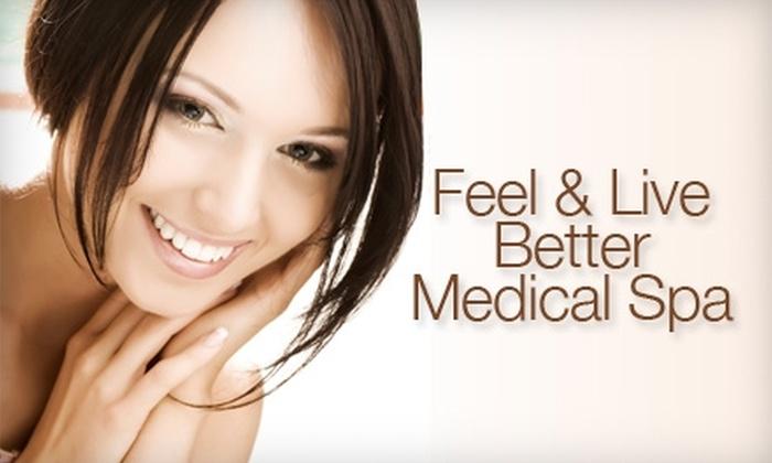 Feel and Live Better Medical Spa - Eldridge/ West Oaks: $149 Choice of Three Photofacials or Body Treatment at Feel and Live Better Medical Spa (Up to $1,125 Value)