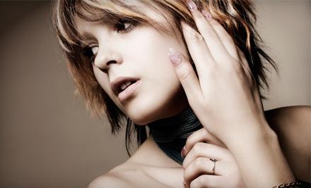 Bella Sirena Salon: Cut & Style Plus Clear Color Gloss - Bella Sirena Salon in Kirkland