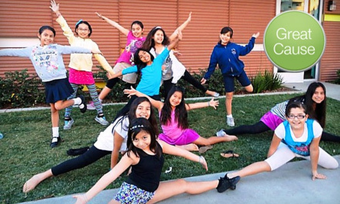 Heart of Los Angeles - Commonwealth,Westlake: If 35 People Donate $12, Then Heart of Los Angeles Can Sponsor Two Girls in the Girls on the Run Program