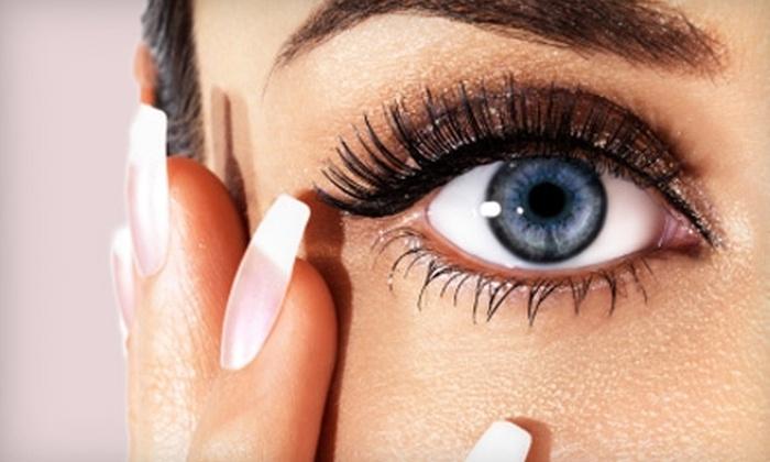 Tip Top Nails - Boston Road: $75 for Full Eyelash Extensions at Tip Top Nails ($180 Value)