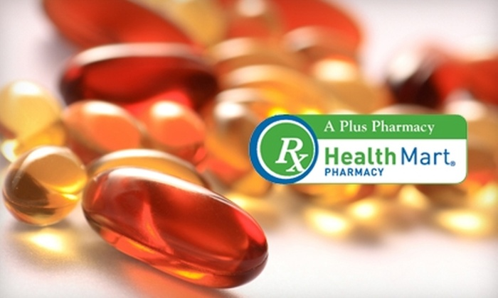 A Plus Pharmacy - Echo Hills: $20 for $40 Worth of Over-the-Counter Medication, Medical Equipment, and More at A Plus Pharmacy