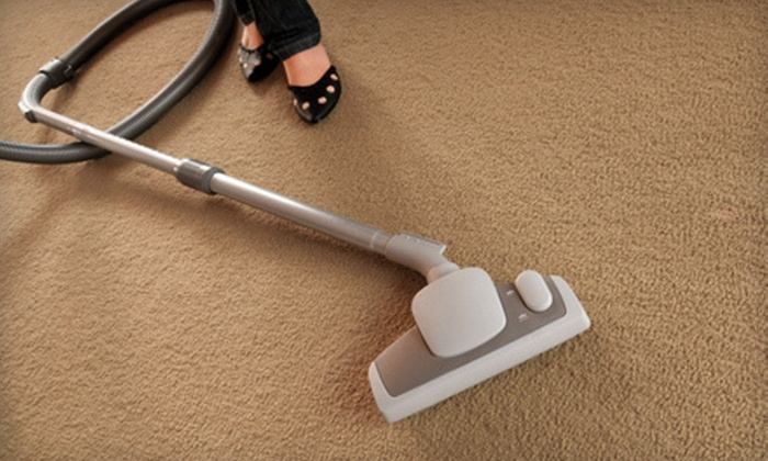 Atlantic Green Cleaners - Greenville: Carpet-Cleaning Services from Atlantic Green Cleaners (Up to 53% Off). Two Options Available.