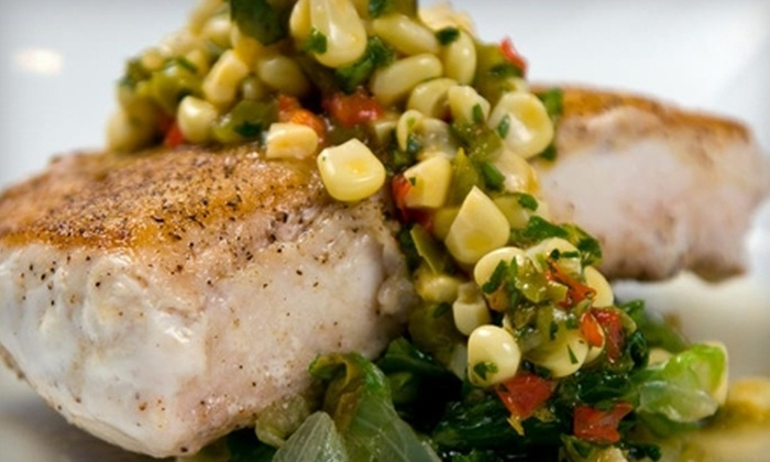 Char Restaurant  - Jackson: $25 for $50 Worth of Upscale Cuisine and Drinks at Char Restaurant