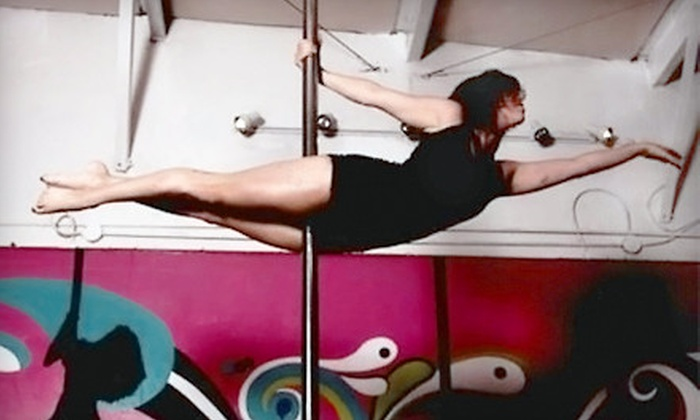 Studio Goddess - Knoxville: $99 for a Goddess on the Go-Go Pole-Dancing Party from Studio Goddess (Up to $370 Value)