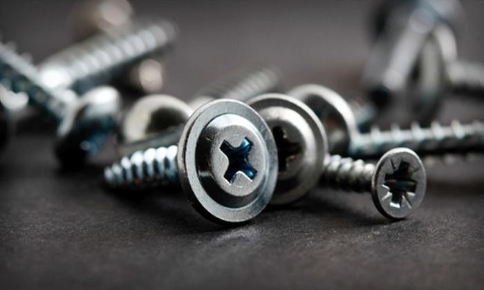 McGraw Rental - La Roche: 5-Gallon Propane Refill or Hardware Supplies at McGraw Rental (Half Off)