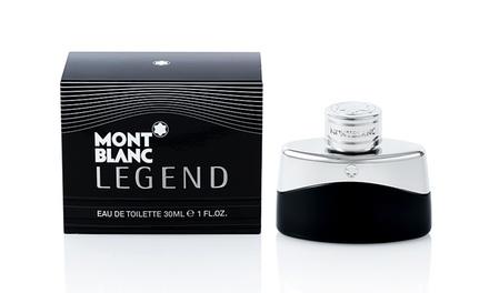 Montblanc Legend Eau de Toilette for Men (1 Fl. Oz.)