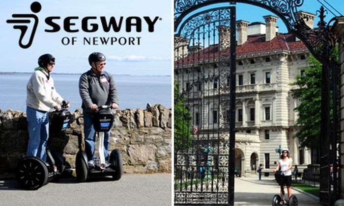 Segway Of Newport - Newport: $38 for Historic Mansion Tour from Segway of Newport