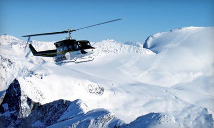 Whirlybird Helicopters - Ogden: 10-Minute Ogden City Helicopter Tour or 20-Minute Pine View Reservoir Helicopter Tour for Up to Three from Whirlybird Helicopters (Half Off)