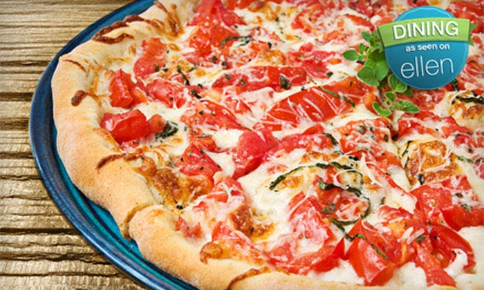 Grand Slam Pizza - Multiple Locations: $15 for $30 Worth of Pizzeria Fare at Grand Slam Pizza