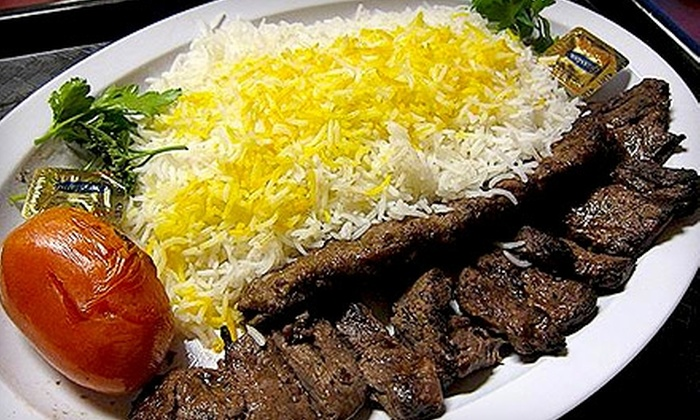 The Pomegranate - Williamsville: $5 for $10 Worth of Persian Fare at The Pomegranate in Williamsville
