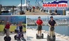 """Harbor Segs - Fort Washington: $24 for a One-Hour """"Let's Ride"""" Segway Tour with Harbor Segs ($48 Value)"""