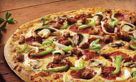 Domino's Pizza - Domino's Pizza in