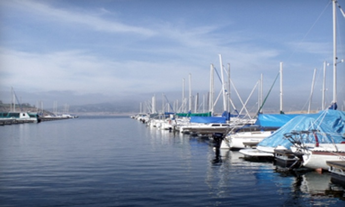 Millerton Lake Marina - Friant: $89 for a Half-Day Pontoon-Boat Rental from Millerton Lake Marina in Friant ($180 Value)