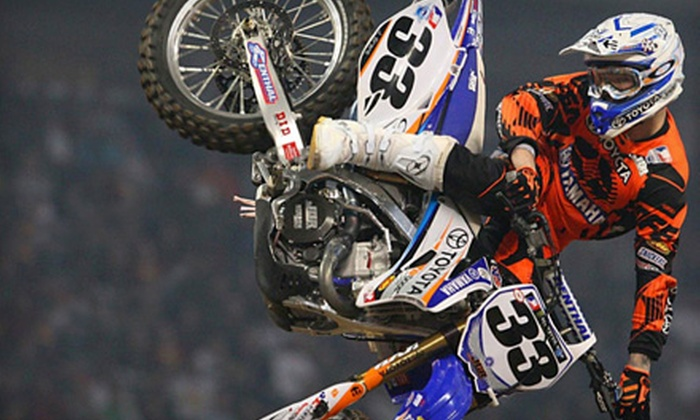 American Arenacross Championship Series Tour - Columbia: $16 for Outing for Two to Motorhead Events' American Arenacross Tour on December 9 or 10 (Up to $32 Value)
