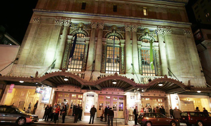 American Conservatory Theater - The Geary Theater: Three-Play Subscription at American Conservatory Theater (Up to 60% Off)
