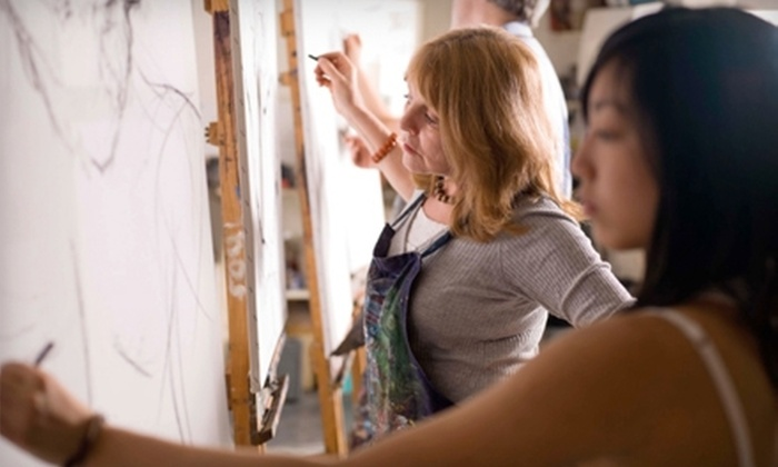 Los Angeles Academy of Figurative Art - Lake Balboa: Painting or Drawing Classes at the Los Angeles Academy of Figurative Art in Van Nuys. Choose Between Two Options.
