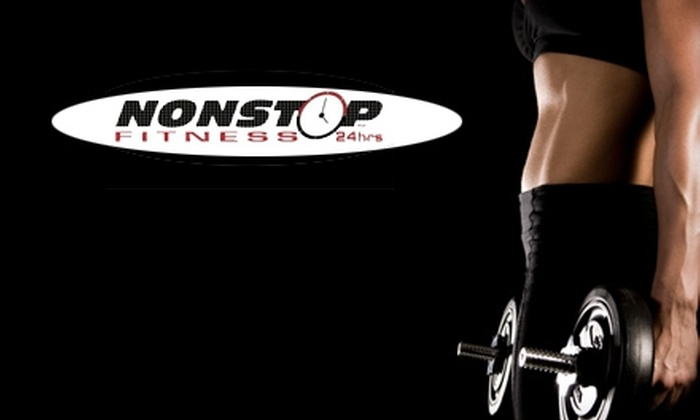 NonStop Fitness - Oakdale: $30 for 10 Visits to NonStop Fitness ($100 Value)