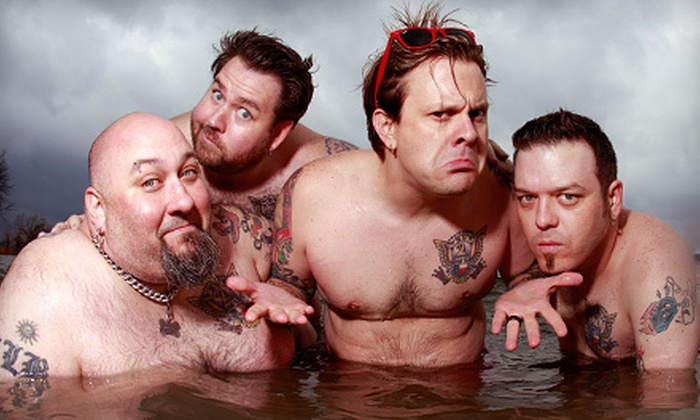 Bowling for Soup with Patent Pending - Downtown Allentown: $16 for See Bowling for Soup and Patent Pending Concert for Two at Crocodile Rock Cafe on April 24 (Up to $32.60 Value)