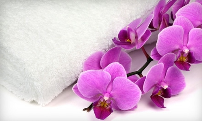 The BodyCentre Wellness Spa - Orange: $68 for Facial, Hot-Oil Scalp Treatment, and Paraffin Back Treatment at The BodyCentre Wellness Spa in Orange ($145 Value)