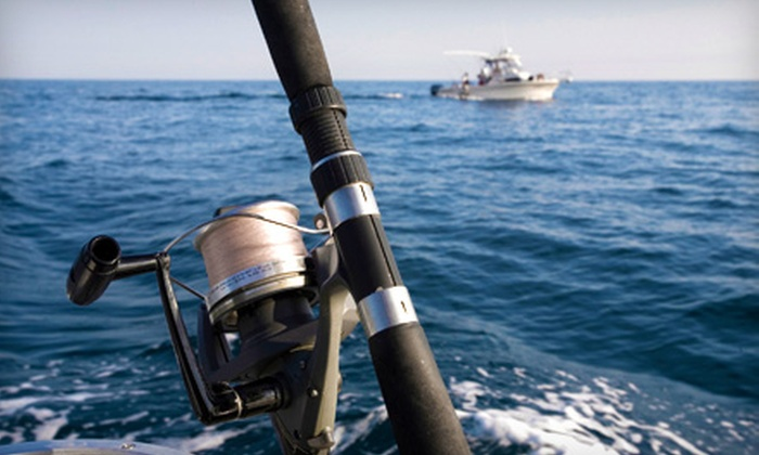 Gulfstream Fishing, Inc. - Key West: $32 for a Six-Hour Deep-Sea Fishing Expedition from Gulfstream Fishing, Inc. in Key West (Up to $65 Value)
