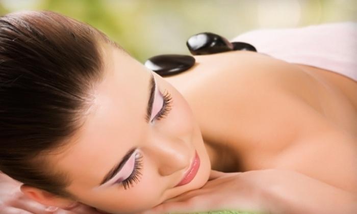 Adriene's Massage Therapy - Amarillo: 60-Minute or 90-Minute Hot-Stone Therapeutic Massage at Adriene's Massage Therapy