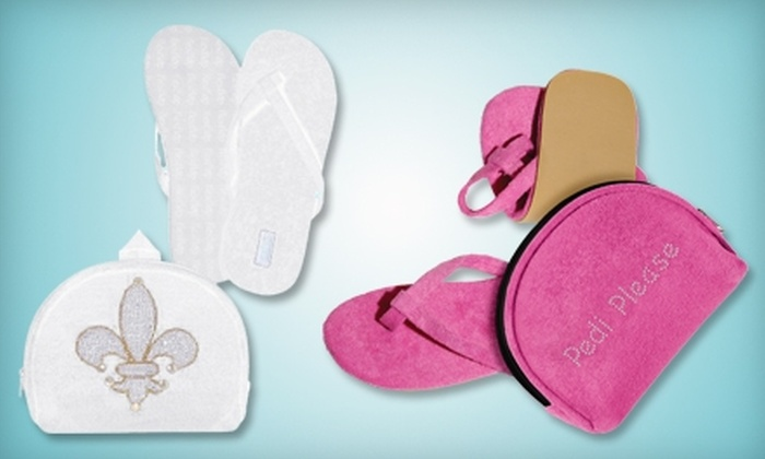 Flexflop: $10 for $25 Worth of Foldable Sandals from Flexflop