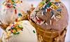 What's the Scoop? Ice Cream & More - East Sacramento: Single-Scoop Cones of Gunther's Ice Cream for 10, 25, or 50 People or Ice-Cream Treats at What's the Scoop? Ice Cream & More