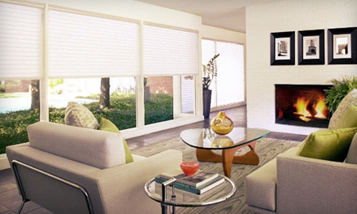 Budget Blinds - Garfield: Custom Window Treatments from Budget Blinds (Up to 69% Off). Two Options Available.
