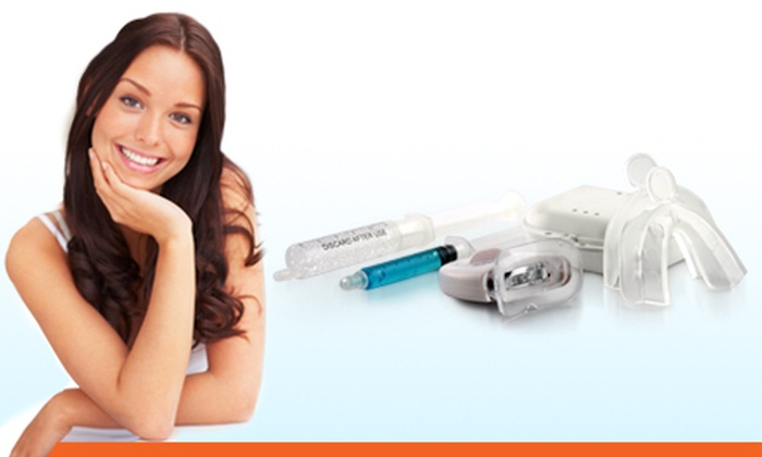 Premium Home Whitening: $29 for an At-Home Teeth-Whitening Kit from Premium Home Whitening ($158 Value)