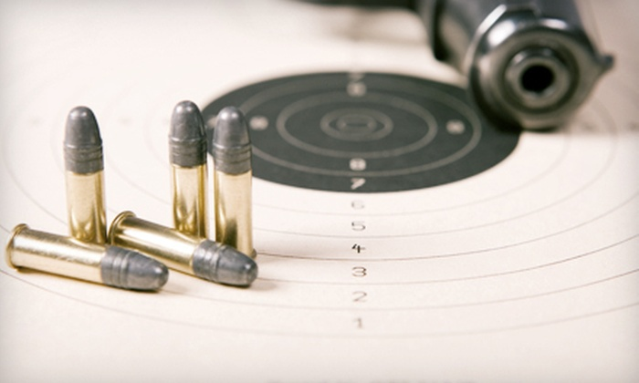 Olinville Arms Co. - Williambridge: $39 for a One-Hour Rifle-Shooting Session at Olinville Arms Co. in the Bronx ($140 Value)