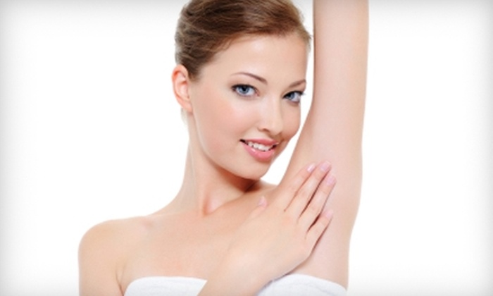 Renew Cosmetic Spa - Multiple Locations: Six Laser Hair-Reduction Treatments at Renew Cosmetic Spa in Lafayette or Carmel (Up to $2,250 Value). Choose Between Two Options.