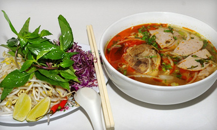 Golden Palace Restaurant - North Central Pensacola: $10 for $20 Worth of Vietnamese Cuisine at Golden Palace Restaurant