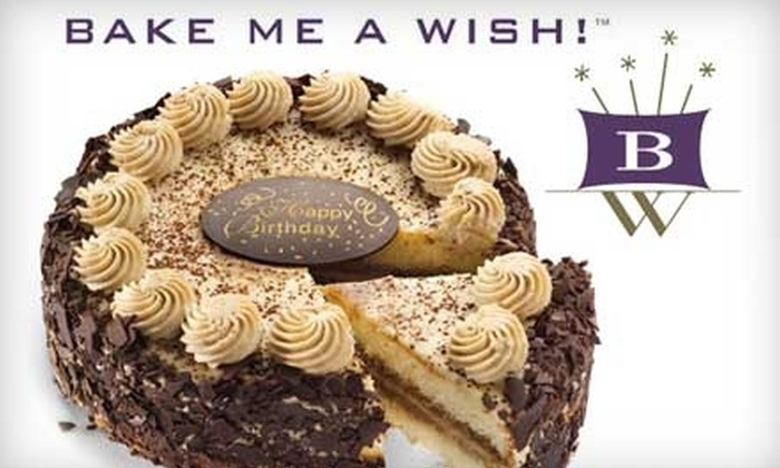 Bake Me A Wish!: $29 for Your Choice of Cake from Bake Me A Wish! ($49.90 Value)