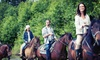 Marshall Canyon Equestrian Center - La Verne: Two-Hour Guided Horseback Trail Ride for One, Two, or Four at Marshall Canyon Equestrian Center (Up to 58% Off)