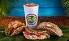 Tropical Smoothie Café - Airline/Jefferson: $12 for $24 Worth of Fresh, Wholesome Smoothies and Café Fare at Tropical Smoothie Café