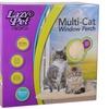 Lazy Pet Multi-Cat Window Perch