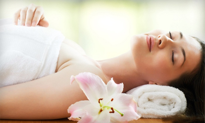 Sabai Thai Spa - Multiple Locations: $109 for a Spa Package with Massage, Facial, Eye Treatment, and Foot Massage at Sabai Thai Spa ($277 Value)