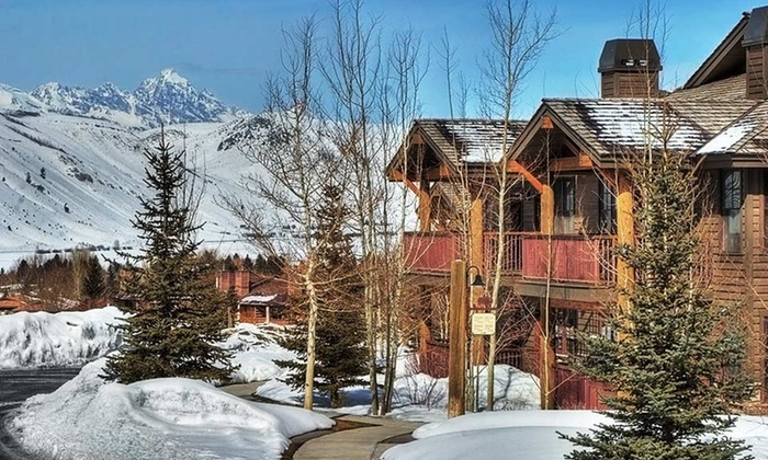 null - Billings / Bozeman: Stay at Grand View Lodge in Jackson Hole, WY