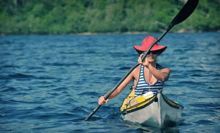 3-Hour Quick-Start Kayak Class (a $100 Value) - Texas Pack & Paddle in