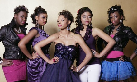 Miss Black USA Talented Teen & Jr. Teen National Pageant on Saturday, August 9, at 7 p.m. (Up to 53% Off)
