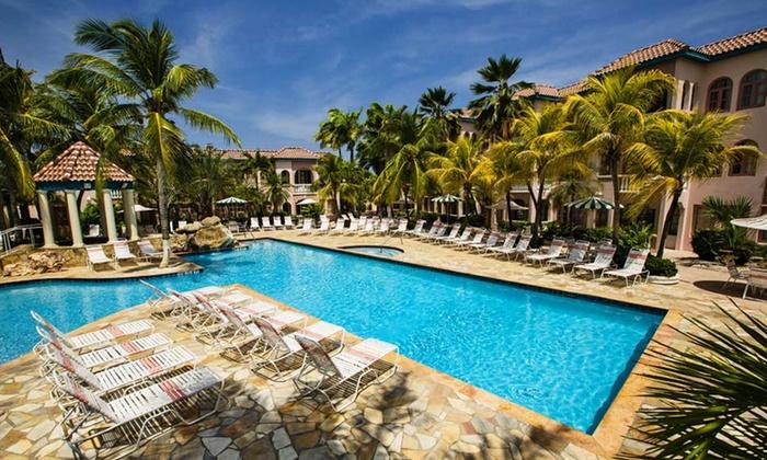 Avis Budget Group >> Caribbean Palm Village Resort in Noord | Groupon Getaways
