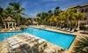Tropical-Themed Resort in Aruba