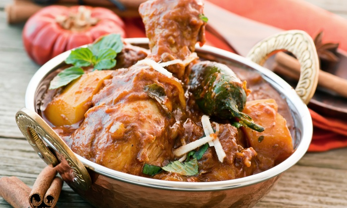 Rajdoot - Mission: Indian Fare and Drinks at Rajdoot (Up to 50% Off). Two Options Available.