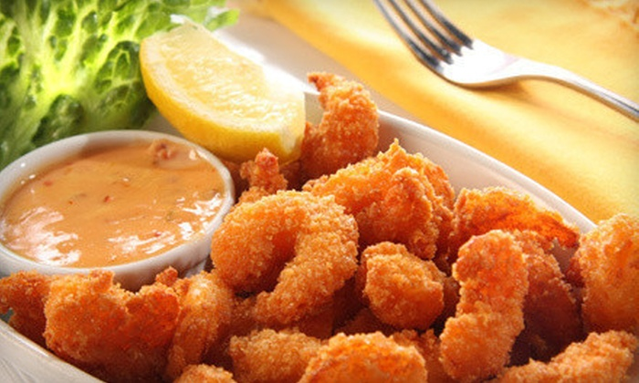 The Beachcomber Restaurant - South Davis Shores: $12 for $25 Worth of Seafood at The Beachcomber Restaurant