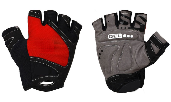 eCyclingstore Pro Gel Road Bicycle Gloves