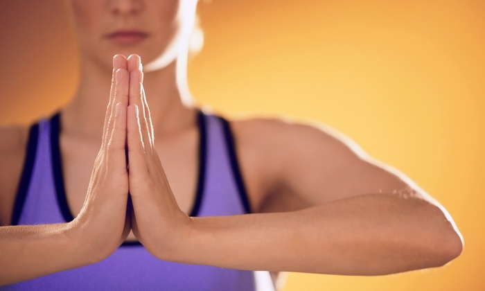 Jennyoga - Jennyoga Spring Street: 10 Yoga Classes or One Month of Unlimited Classes at Jennyoga (Up to 62% Off). Three Options Available.