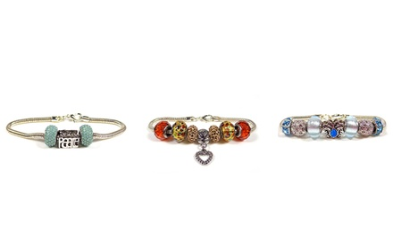 Fiora Bead and Charm Bracelets from $29.99–$49.99
