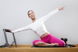 Ott Fit Pilates: $10 Off Purchase of One Hour Group Pilates Class at Ott Fit Pilates