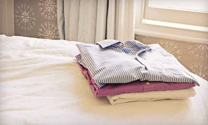 Naki Laundry: $39.99 for One Month of Laundry Services from Naki Laundry ($80 Value)