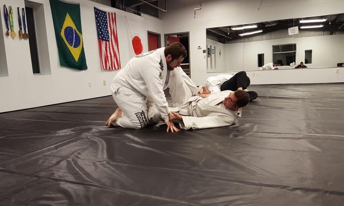 Integrity Ju Jitsu - Dublin: Eight Weeks of Unlimited Martial Arts Classes at Integrity Martial Arts (50% Off)